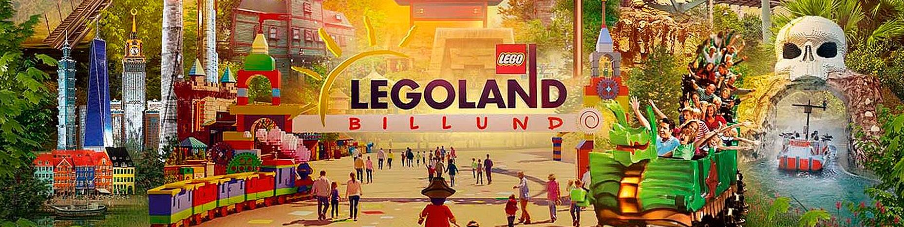 Поїздка у LEGOLAND Billund та LEGOHOUSE