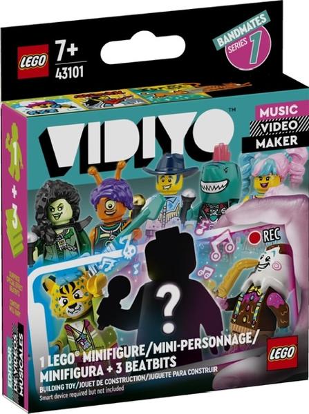 Огляд мініфігурок Lego Vidiyo43101 Bandmates Series 1