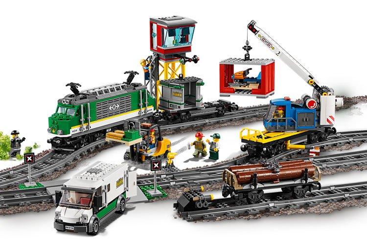 Lego Сity Trains – Ретроспектива